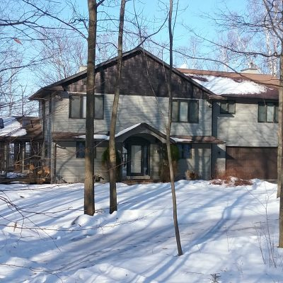 Birch Bluff ……beautiful home, New for 2018!