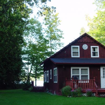 Anchorage Cottage On Clarks Lake