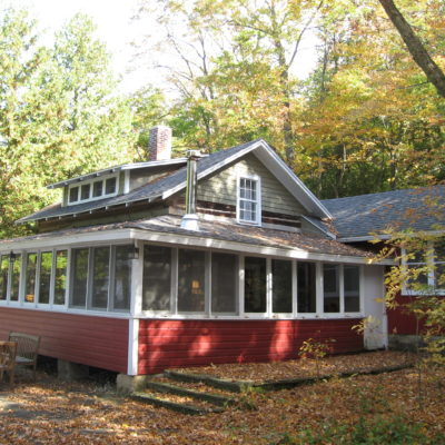 Gunderson Cabin on the Water