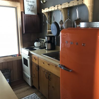 Cabin At The Tip Of The Door