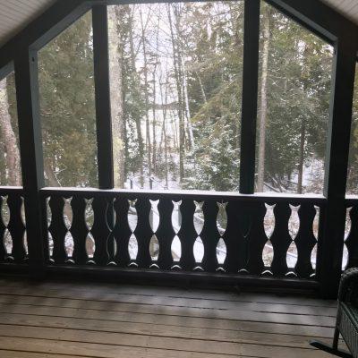 Camp Door