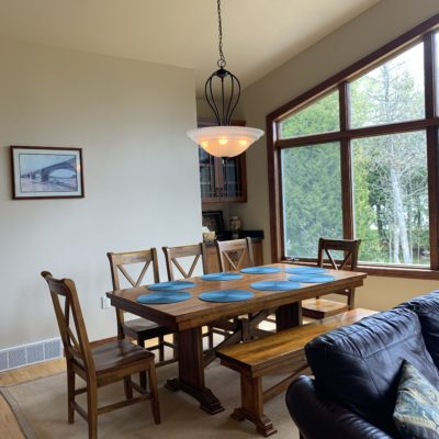 Paradise North Lakefront Home By Cana Island Lighthouse