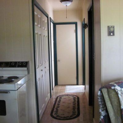 """Cedar Trees Duplex Cottages…..""""Cabin"""" side, unit 2"""