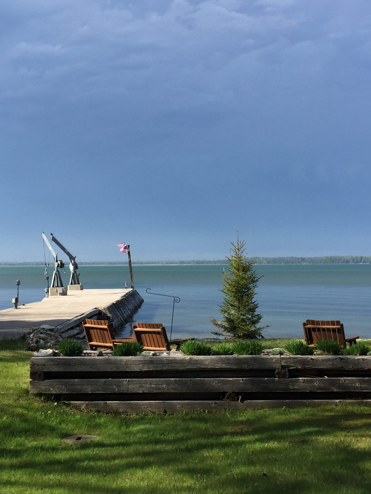 Baileys Harbor Waterfront Home Lundquist Realty