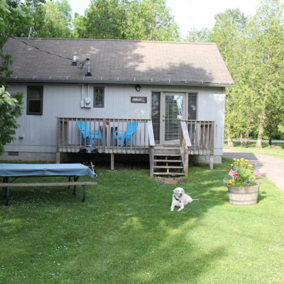 Kangaroo Lake – Sunset Shores Resort – 6 Cottages to Rent Together or Individually