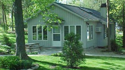 """Scandia Cottages of Sister Bay""   Cottages can be rented individually"