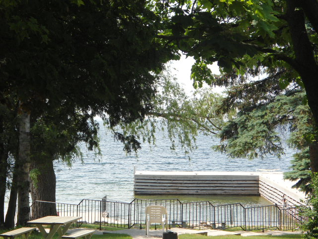 Lakehouse Waterfront Home In Downtown Sister Bay