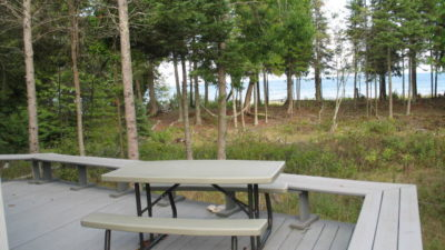 Heybach Beach House, Lakefront Near Cana Island Lighthouse