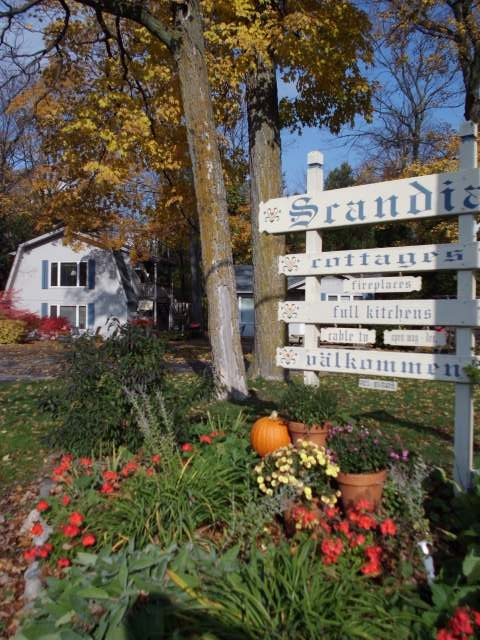 Scandia Cottage Oland In North Sister Bay - Lundquist Realty and ...
